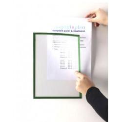 Buzunar pentru documente A4 cu magnet.
