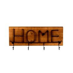 Cuier decor lemn natural HOME