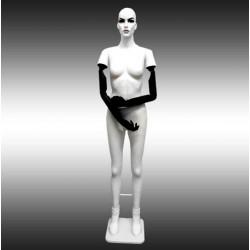 Manechin dama din plastic cu maini mobile