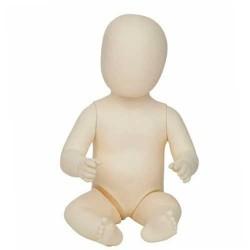 Manechin copil plastic 0 – 6 luni