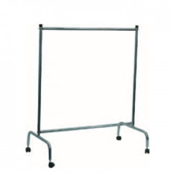 Stender cromat cu inaltime 135 cm