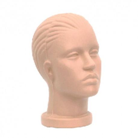 Cap manechin dama din plastic dur