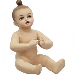 Manechin bebelus sezand din fibra de sticla